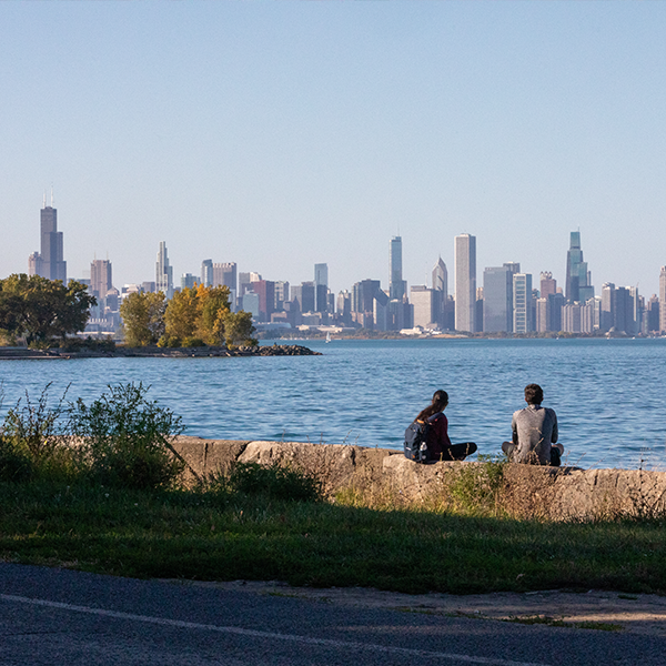 Promontory Point